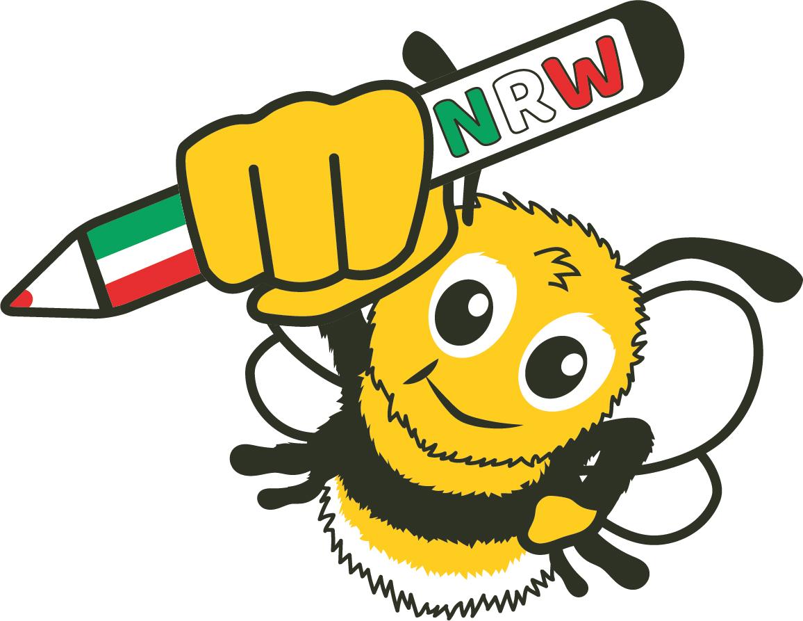 Logo-Volksinitiative Artenvielfalt NRW