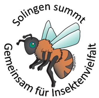 """Insekten AG """"Solingen summt"""""""
